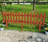 WOODEN FENCE & TELESCOPIC FENCES ALS-3107