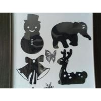 China Acrylic mirror wall stickers wholesale