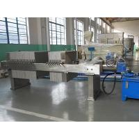 China Stainless Steel Filter Press on sale
