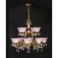 China Crystal Chandelier lighting CH-4212-DV-CAB wholesale
