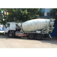 Concrete Mixing Truck In India Images