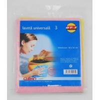 China 3pc nonwoven cleaning cloth wholesale