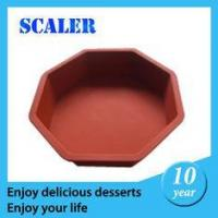 China 100% silicone cake mold / silicone baking pans for kitchen baking wholesale