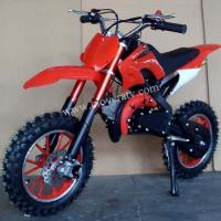 Hot Sell 10 inch Big Wheel Mini Pit Bike 49CC Dirt Bike for Children