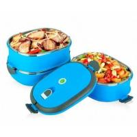 China Kitchenware Stainless Steel Sealed Thermal Insulation Lunch Box ItemNo.: KC38071 wholesale