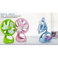 China DF-347 Speak apperance USB desk fan with organizer wholesale