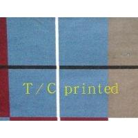 China Textile&Home textiles Polyester/Cotton Printed Fabric wholesale