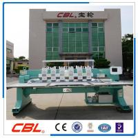 Model:high quality 6 heads 9 colors computer embroidery machine