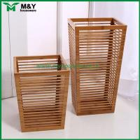 China MY2-5011 Entry-way storage for umbrella and walking canes bamboo wholesale