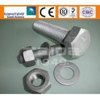 China A325/A563/F436 Heavy hex structural bolts wholesale