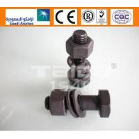 China Din6914/6915/6916 Heavy hex structural bolts wholesale