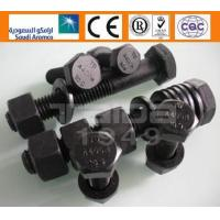 China A490/A490M Heavy hex structural bolts wholesale