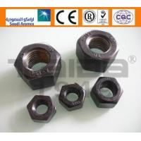 China A194 2H/2HM / A563 A194 2H/2HM / A563 Heavy Hex Nuts wholesale