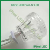 Buy cheap LED pixel light 60mm 12leds RGB5050... from wholesalers