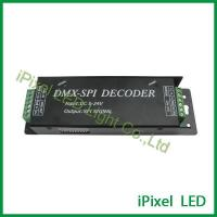 Buy cheap LED controller DMX-SPI Decoder from wholesalers