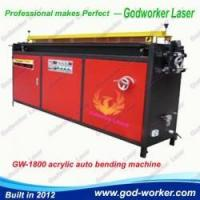 GW-1800 Acrylic bending machine for advertising Acylic Auto Bending Machine