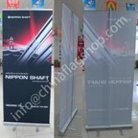 China INDOOR BANNER Standard Rollup Banner wholesale