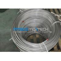 China ASTM A269 TP316L Stainless Steel Coiled Tube For Instrument wholesale