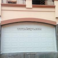 China Modern steel sectional automatic garage door #DSO001-1 wholesale
