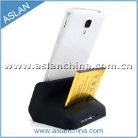 China Cradle Stations for Samsung 1A Dual docking station for Samsung Galaxy S4(AB-012) wholesale
