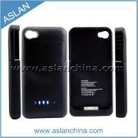 China Power Cases for iPhone Battery Power Case For iPhone 4(ASC-038) wholesale