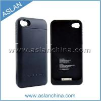 Power Cases for iPhone External Battery Power Pack Case For iPhone 4(ASC-038)