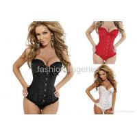 China Wholesale Hot Plus Size Sexy Lingeries corsets and bustiers - China - on sale