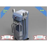 Buy cheap SHR Hair Removal Machine 3500W Vertical 3Handles Beauty Machine, TruMED(SHR+SSR+IPL) from wholesalers