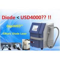 China Double Intense Pulsed Light Hair Remover , Home IPL Diode Laser Hair Removal Machine wholesale