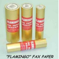 China Thermal Paper Fax Roll on sale
