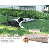 China Dog Crate Pad for Midwest Better Buy Corner Pin Crate wholesale