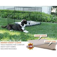 China Dog Crate Pad for MidWest iCrate 2-Door Crate wholesale