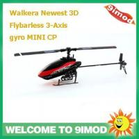 China RC Helicopter Walkera MINI CP 3D Flybarless 3-Axis gyro BNF wholesale