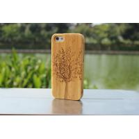 China cases For iphone custom design wood phone cover for iPhone6 use wholesale