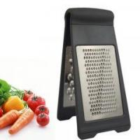 China Stainless Kitchen kitchen stainless double side grater wholesale