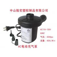 China Electric Air Pump AC Electric Air Pump for Inflatables on sale