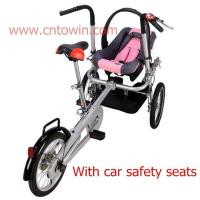 China Mother Baby Stroller Bike TH01 Carbon steel baby stroller with car seat on sale
