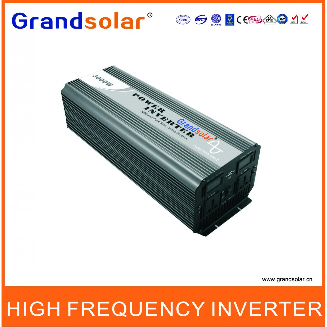 High Frequency Pure Sine Wave UPS Inverter
