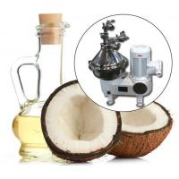 China virgin coconut oil separator Coconut oil separation disc separator wholesale