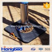 China Crane outrigger pad/wear resistant hdpe plastic sheet/corrugated plastic sheets on sale
