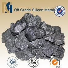 Quality Off Grade Silicon Metal for sale