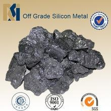 Quality Off Grade Silicon Metal Powder 0-5mm for sale