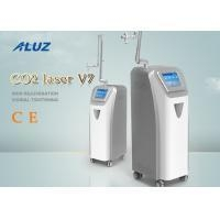 China Vertical Single Mode Skin Care 40W Fractional Co2 Laser Face Lifting Machine
