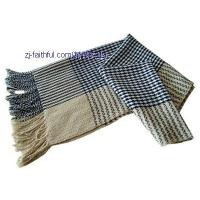 China KN-3401-2acrylic knitted scarves wholesale