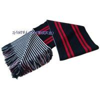 China KN-3401-18double layer knitted scarves wholesale
