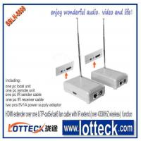 China SBLN-8899-white HDMI extender over cat5 with IR extend functon wholesale