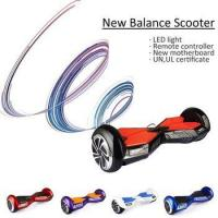 Quality UN UL Certificate 6.5 Inch 2 Wheel Hands Free Self Smart Balance Electric Scooter for sale