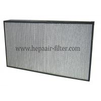 China Washable 24 x 24 x 12 High Efficiency Air Filter HEPA Filters For Clean Room on sale