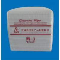 China Sealed edge wiper 1009LE 130gsm clean room wiper wholesale