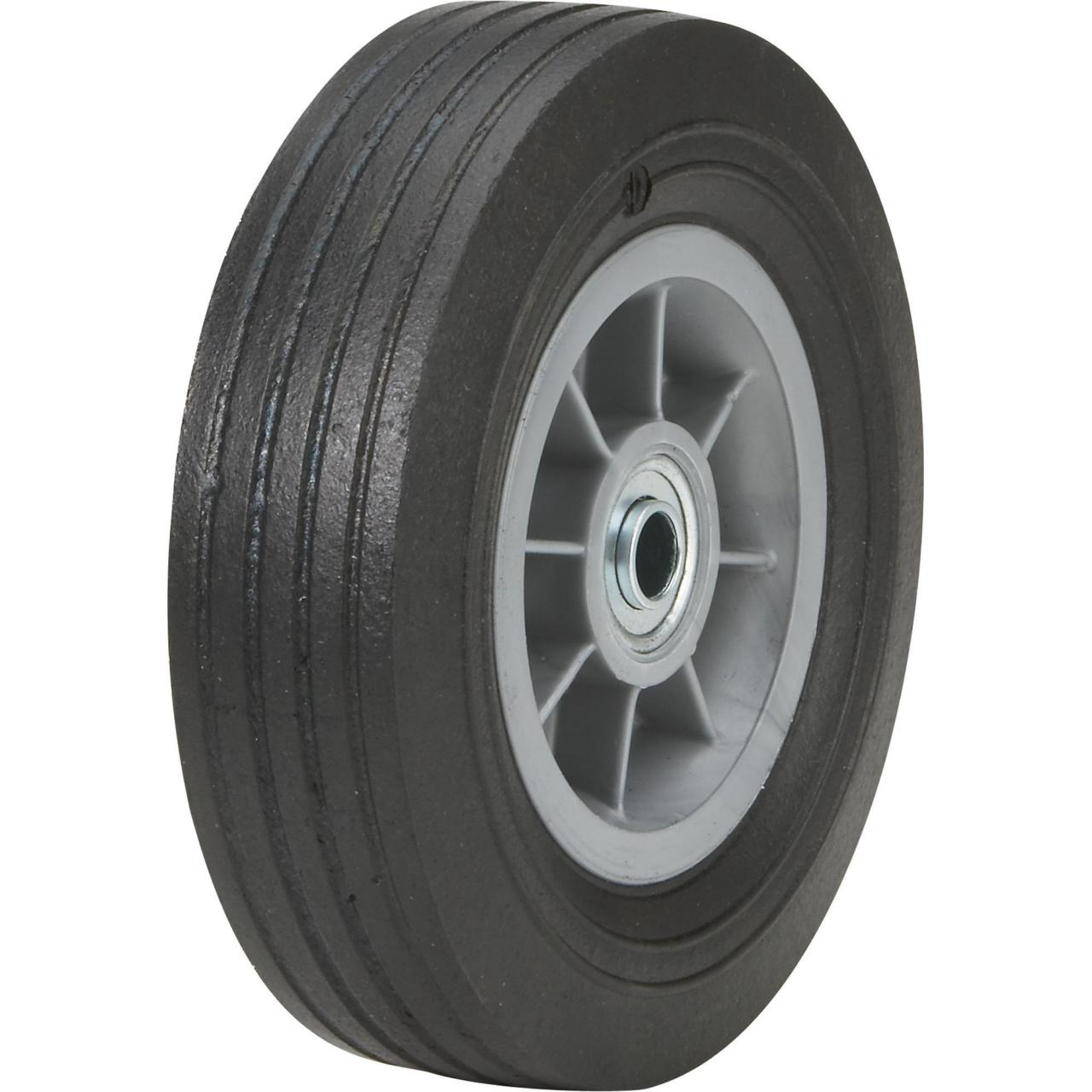 China Solid Wheel 2.50-8 solid rubber wheel for wheelbarrow on sale